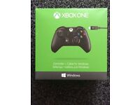 XBOX ONE CONTROLLER FOR XBOX OR PC WINDOWS - BLACK