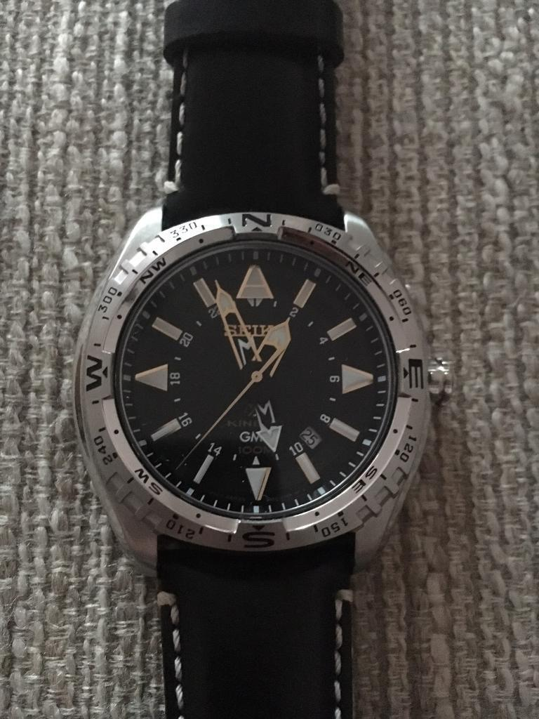 Seiko Prospex SUN053P1in Dunfermline, FifeGumtree - Seiko Prospex for sale. Brand new with tags and box, never been worn. Currently on watch shop for £299, so grab a bargain. Clearing out watches from my collection that I dont wear