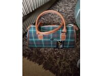 Glen Appin of Scotland bag with matching purse unused