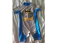 Next batman all one one swim suit 2-3 years