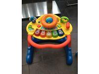Vtech Baby walker car/piano
