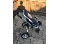 Quinny buzz foldable pushchair