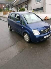 Vauxhall mariva 1.4
