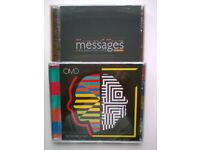 OMD - Orchestral Manoeuvres in the Dark - The Punishment of Luxury + Messages - Brand New cd,cd+dvd