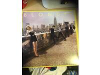 """Blondie AutoAmerican 12"""" vinyl"""