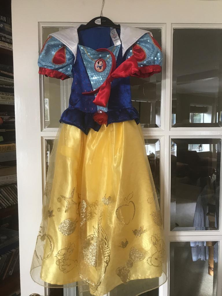2-3 year snow white outfit