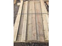 19x100x1.8 fencing slats