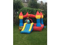 12ft Happy Hop Bouncy Castle and Blower