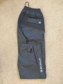 Brand New Stuburt waterproof golf trousers XL