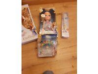 brand new sealed cinderella bundle of toys