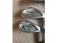 Mizuno jpx900 forged irons project x