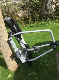 Electric 2 Bike Towball Bike Carrier 7 pin