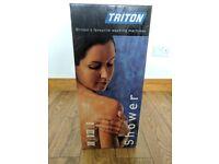 Triton Zante 9.5 kW Electric Shower Chrome Effect