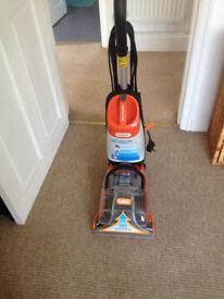 vax rapid carpet cleaner