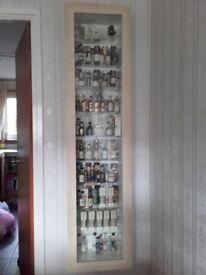 Ikea Bertby Wall Display Cabinet