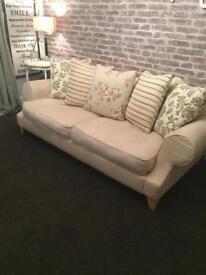 Dfs 3 + 2 seater sofas