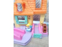 Little People Disney Princess Bundle in excellent condition - like new