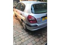Nissan almera ,1.5L ,2002. Selling for a week only