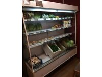 SHOP DISPLAY FRIDGE