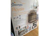 Dreambaby Royale Converta 3-in-1 Playpen Gate - Black