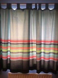 NEXT tab top Curtains 135x137 cm