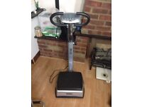 Fat burning vibration plate only £30