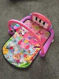 Fisherprice piano play mat