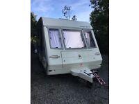 Compass Rallye 460/2 L GTE 2 berth caravan