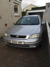 ASTRA ESTATE X REG NEED GONE