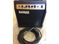 For Sale Bluerock Guitar Amplifier Studio ST-10S 10 Watt Amp