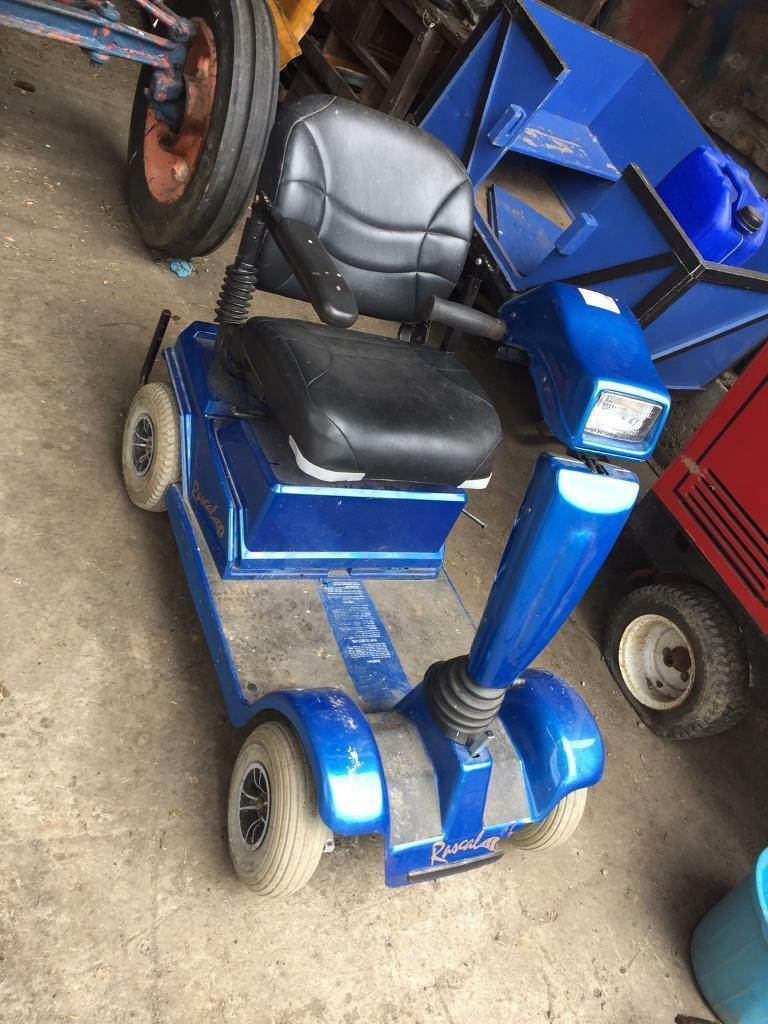 Rascal 305 Mobility Scooter Electric Wiring Diagram In Dyce Aberdeen Gumtree 768x1024