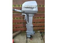outboard 8hp excellent condition