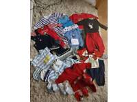 Baby boys clothes 0 - 6 months