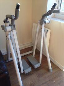 Exercise Stepper Machine