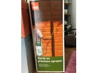 B&Q sprayer