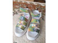 Dr Martens Vegan Sandals Size 5