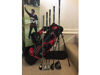 Kids Golf Clubs ages 9-12 good condition