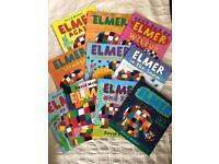 Elmer 10 Book Collection. New