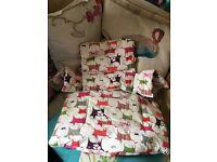 Stokke Tripp Trapp Highchair Cushion Cover