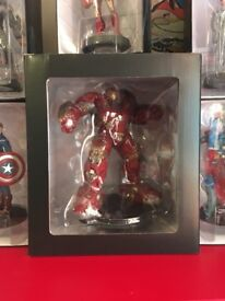 Hulkbuster & agent Carter marvel movie collection