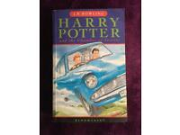 Harry Potter 1st Edition 38th Print