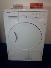 Beko 8kg Sensor Condenser Dryer