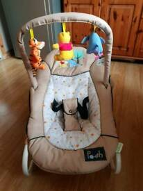 Baby bouncer/seat