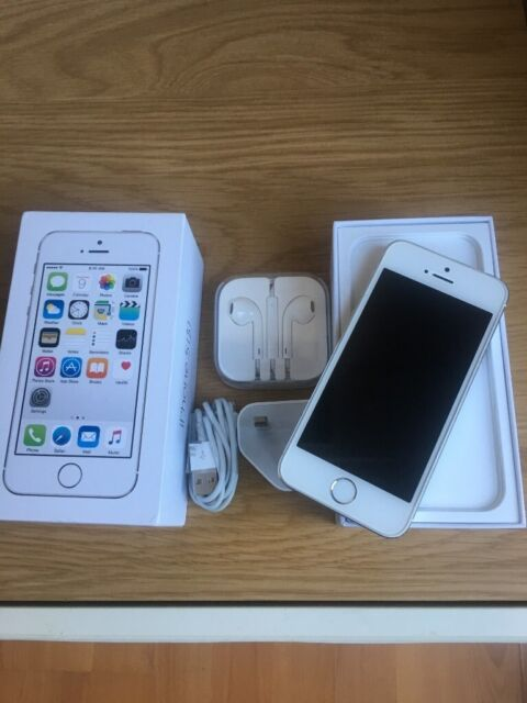 Apple iPhone 5s 16GB Excellent Condition UNLOCKED and in Original Box  ****WOW**** | in Holborn, London | Gumtree