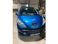 Peugeot 207 for sale £1200