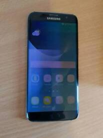 Samsung galaxy s edge s7 with box
