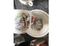 Peter Rabbit collection Mrs Tiggy Winkel