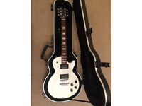 Gibson Les Paul Studio electric guitar with SKB Hard Shell Case