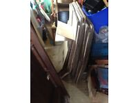 12x cardboard moving boxes , approx 45x45xm