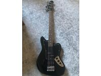 Squier Vintage Modified Jaguar Bass Special SS (Short Scale) 2010s Black